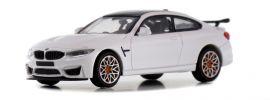 MINICHAMPS 870027105 BMW M4 GTS 2016 weiss mit Felgen orange Automodell 1:87 online kaufen