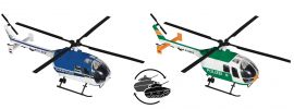 miniTank 05174 Bölkow BO 105 | Polizei | Hubschrauber Bausatz 1:87 online kaufen