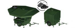 miniTank 05192 Kärcher Feldküche | Militaria | Anhänger Bausatz 1:87 online kaufen