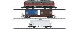 MINITRIX 11146 Startset BR 216 Güterzug DB | DC analog | Spur N online kaufen