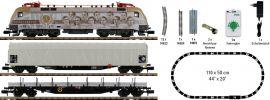 MINITRIX 11151 Startpackung E-Lok Taurus mit Güterzug | analog | Spur N online kaufen