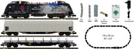 MINITRIX 11154 Startpackung E-Lok Taurus mit Güterzug | analog | Spur N online kaufen
