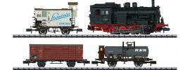 MINITRIX 11631 Zugpackung Güterzug DRB | DCC | Spur N online kaufen