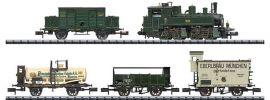 MINITRIX 11632 Zugpackung Bayerischer Gütertransport K.Bay.Sts.B. | DCC | Spur N online kaufen