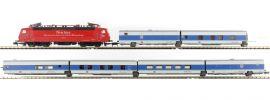 MINITRIX 11636 Zugpackung Nachtzug ins Ländle DB AG | Spur N online kaufen