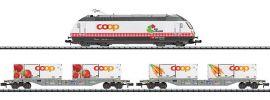 MINITRIX 11638 Zugpackung Lebensmittel-Kühltransport SBB | DCC-Sound | Spur N online kaufen