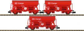 MINITRIX 15098 Seitenentladewagen-Set 3-tlg. Td DB AG | Spur N online kaufen