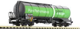 MINITRIX 15367 Mineralölkesselwagen Green Cargo | Spur N online kaufen