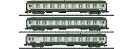 MINITRIX 15372 Schnellzugwagen-Set Orient-Express SNCF | Spur N online kaufen