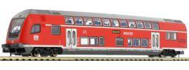 MINITRIX 15380 Doppelstocksteuerwagen DB Regio beleuchtet Spur N online kaufen