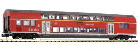 MINITRIX 15412 Doppelstockwagen 1./2.Kl. DABpza 785.1 Service DB AG | Spur N online kaufen