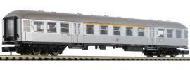MINITRIX 15445 Personenwagen 1./2.Kl. AB4nb-59 Silberling DB | Spur N online kaufen
