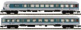 MINITRIX 15467 Personenwagen-Set Regionalbahn DB | DCC | Spur N online kaufen