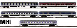 MINITRIX 15473 Schnellzugwagen-Set D 730 DB | MHI | Spur N online kaufen