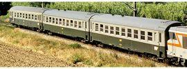 MINITRIX 15502 Schnellzugwagen-Set 3-tlg. Nizza-Paris SNCF | Spur N online kaufen