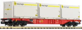 MINITRIX 15518 Container-Tragwagen Sgns DB Spur N online kaufen