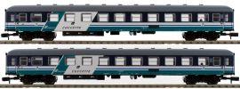MINITRIX 15541 Liegewagen-Set 2-tlg. Bcm FS | Spur N online kaufen