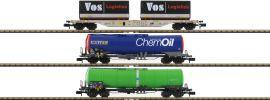 MINITRIX 15651 Güterwagen-Set 3-tlg. SBB | Spur N online kaufen