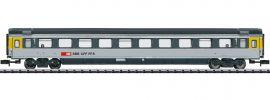 MINITRIX 15652 Schnellzugwagen 1.Kl. Apm SBB | Spur N online kaufen