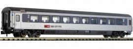 MINITRIX 15653 Großraumwagen 2.Kl. Bpm SBB | Spur N online kaufen