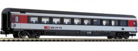 MINITRIX 15672 Großraumwagen 2.Kl. Bpm Eurocity SBB | Spur N online kaufen