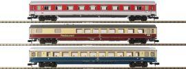 MINITRIX 15682 Schnellzugwagen-Set 3-tlg. EC 40 Molière DB | Spur N online kaufen