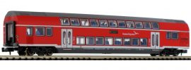 MINITRIX 15775 Doppelstockwagen 2. Klasse | Hanse-Express DB AG | Spur N online kaufen