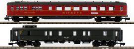 MINITRIX 15801 2-tlg. Schnellzugwagen-Set Berlin-Hamburg | DRB | Spur N online kaufen