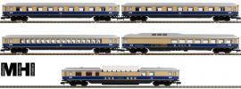 MINITRIX 15870 Schnellzugwagen-Set 5-tlg. Rheingold DB | MHI | Spur N online kaufen