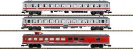 MINITRIX 15887 Personenwagen-Set 3-tlg. IC/IRE/PbZ DB AG | Spur N online kaufen
