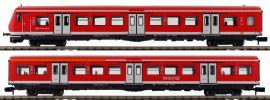 MINITRIX 15890 Personenwagen-Set 2-tlg. S-Bahn DB Regio | Spur N online kaufen