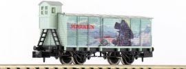MINITRIX 15933 Sonderwagen 2013 Modellbahn Treff Göppingen | Spur N online kaufen