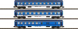MINITRIX 15935 Schnellzugwagen-Set UIC-Y CD | Spur N online kaufen