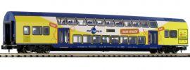 MINITRIX 15946 Doppelstockwagen 2.Kl. DBpza Metronom | Spur N online kaufen
