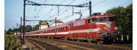 MINITRIX 15950 Schnellzugwagen-Set 3-tlg. Le Capitole SNCF | Spur N online kaufen