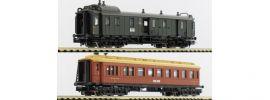 MINITRIX 15967 MHI Schnellzugwagen-Set Bayern Spur N online kaufen