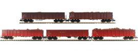 MINITRIX 15993 Güterwagen-Set Schrott-Transport Spur N online kaufen