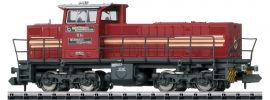 MINITRIX 16061 Diesellok MAK DE 1002 Bentheimer Eisen | DC analog | Spur N online kaufen