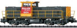 MINITRIX 16062 Diesellok Serie 6400 Railion DB | DC analog | Spur N online kaufen