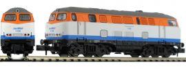 MINITRIX 16164 Diesellok BR V 216 WEG | Messelok 2020 | DC analog | Spur N online kaufen