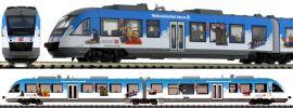 MINITRIX 16482 Dieseltriebwagen BR 648.1 LINT WM-Zug DB AG | DCC-Sound | Spur N online kaufen