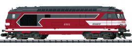 MINITRIX 16706 Diesellok Serie BB 67400 SNCF   DC analog   Spur N online kaufen