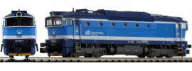 MINITRIX 16738 Diesellok Reihe 754 064-4 CD | DCC Sound | Spur N online kaufen
