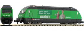 MINITRIX 16763 E-Lok Re 460 Migros SBB | DCC-Sound | Spur N online kaufen