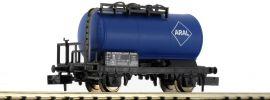 MINITRIX 18081 Kesselwagen Aral DB | Spur N online kaufen