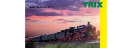 TRIX 294492 Herbstneuheiten Prospekt 2017 | Deutsch | Spur N + H0 online kaufen