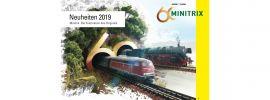 TRIX 331061 MINITRIX Neuheitenprospekt 2019 | deutsch | GRATIS online kaufen