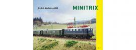 MINITRIX 349621 Herbstneuheiten Prospekt 2020 | kostenlos | Spur N online kaufen