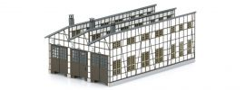 MINITRIX 66326 Lokschuppen Rottweil   Gebäude Bausatz N online kaufen