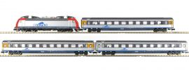 MINITRIX 11629 Zug-Set Cisalpino SBB | DCC | Spur N online kaufen